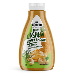 Mr. Tonito Cashew Butter Smooth 400 g