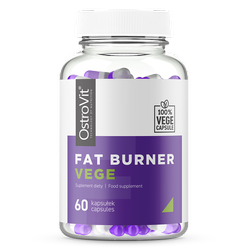 OstroVit Fat Burner VEGE 60 vcaps