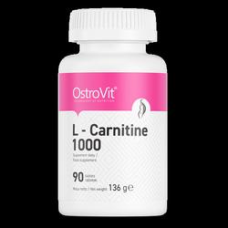 OstroVit L-Carnitine 1000 90 tabs