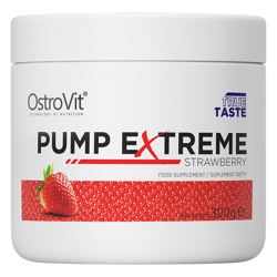 OstroVit Pump Extreme 300 g - Strawberry