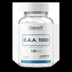 OstroVit Supreme Capsules D.A.A 1000 120 caps