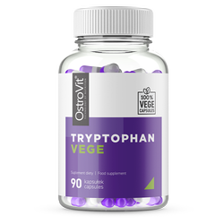 OstroVit Tryptophan VEGE 90 vcaps
